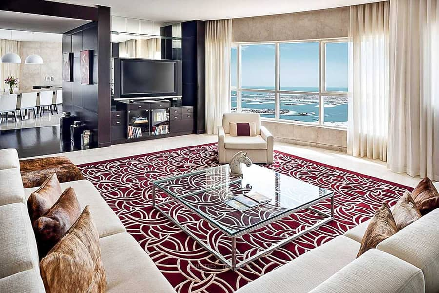 2 Luxurious and spacious Penthouse in Marina