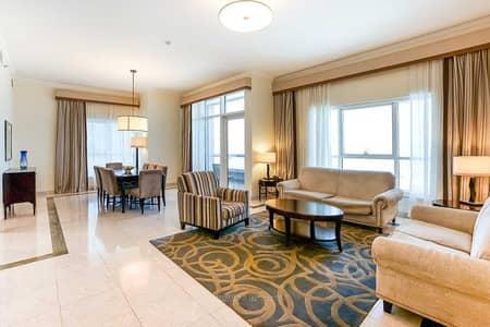 فلیٹ 3 غرف نوم للايجار في دبي مارينا، دبي - Luxurious and Spacious 3 bed apartment in Marina