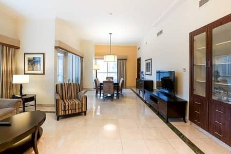 فلیٹ 2 غرفة نوم للايجار في دبي مارينا، دبي - Luxurious and Spacious 2 bed apartment in Marina