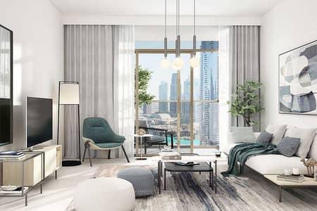 فلیٹ 2 غرفة نوم للبيع في وسط مدينة دبي، دبي - Modern & Elegant I 2BR I Best Price I Off Plan I
