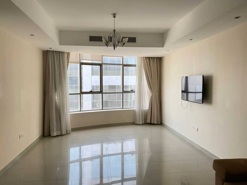 1 BHK Furnished Apartment   Ready to Move   Parking Free   Located at the Sharjah-Dubai Border