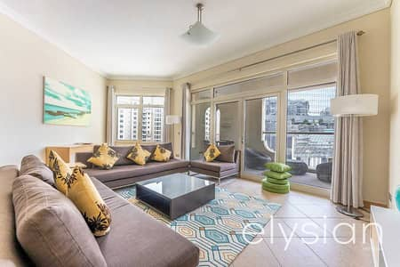 3 Bedroom Apartment for Rent in Palm Jumeirah, Dubai - Stunning 3 Bedroom | Chiller Free | Ready