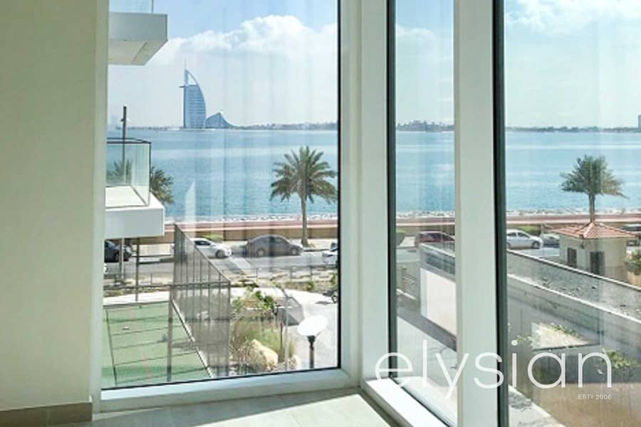 Middle Floor | Sea View | Spacious 1 Bedroom