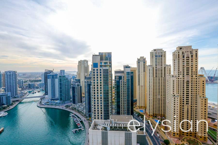 17 Amazing Marina View | Exclusive | Vacant in July