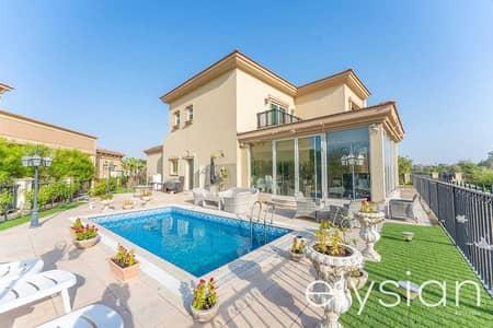 4 Bedroom Villa for Sale in Jumeirah Islands, Dubai - Beautiful Views | Vacant On Completion | Unique Villa