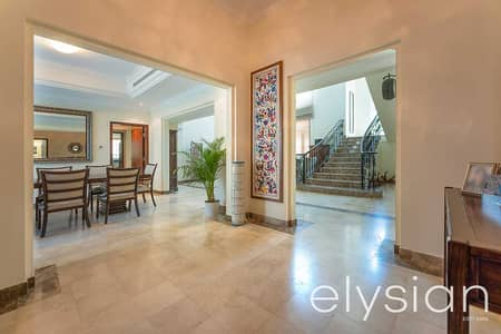 4 Bedroom Villa for Sale in Jumeirah Islands, Dubai - Exclusive | Excellent Condition | Garden Hall