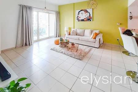 شقة 1 غرفة نوم للبيع في الروضة، دبي - Spacious and Bright   High Floor   Vacant