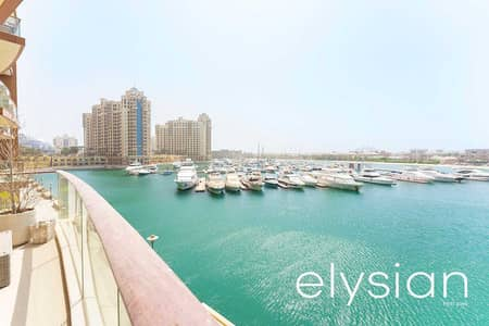 2 Bedroom Flat for Rent in Palm Jumeirah, Dubai - Stunning 2 Bed | Sea View | Large Terrace