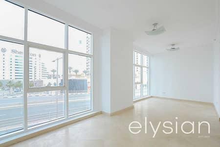 فلیٹ 1 غرفة نوم للايجار في دبي مارينا، دبي - Spacious and Bright 1 Bed | Close to the Beach
