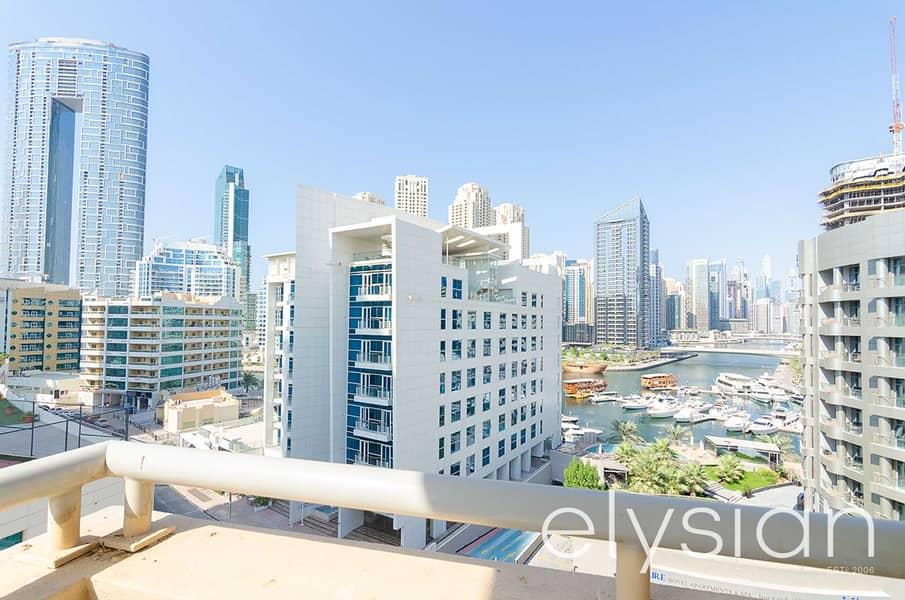 12 1 Bedroom   Large Layout   Marina View
