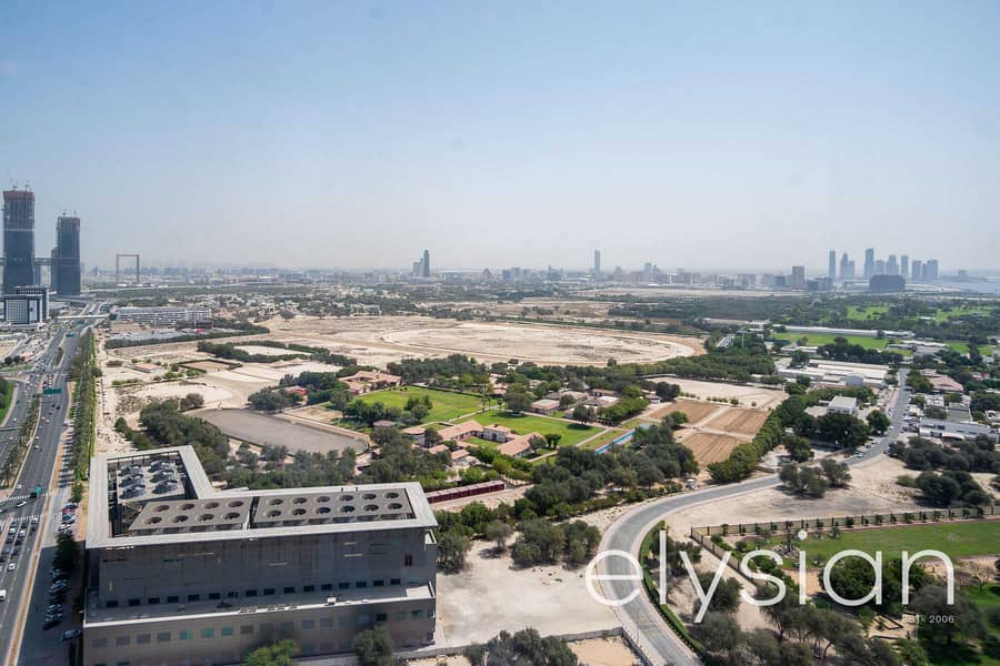 12 Vacant   Spacious   Zabeel Stables Views