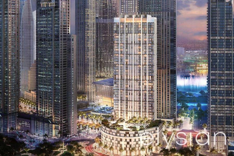 10 No Commission   Downtown   Opposite Dubai Opera