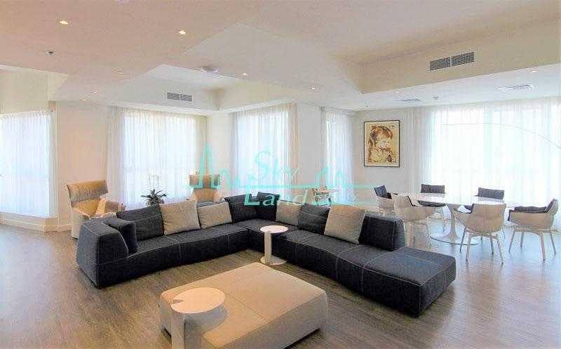 Luxury Penthouse |Sea & Marina Views |Vacant