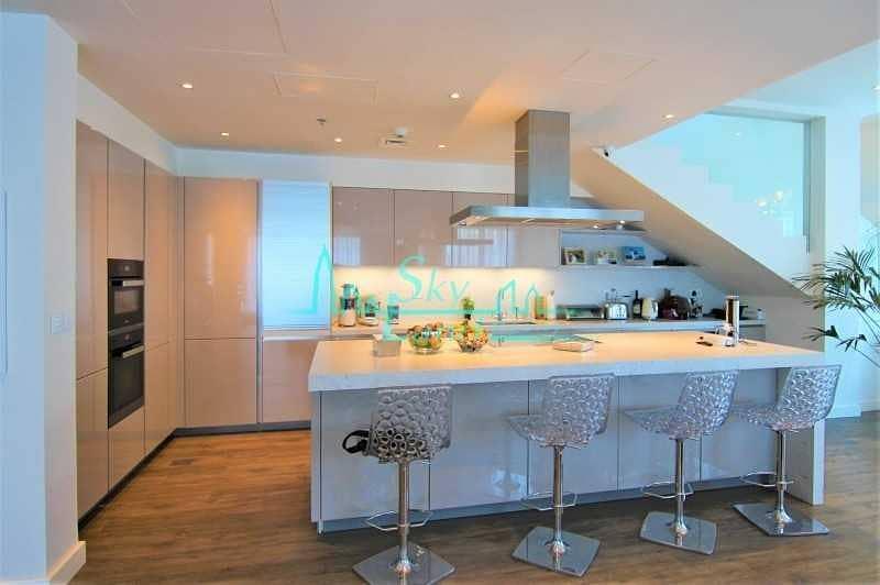 2 Luxury Penthouse |Sea & Marina Views |Vacant