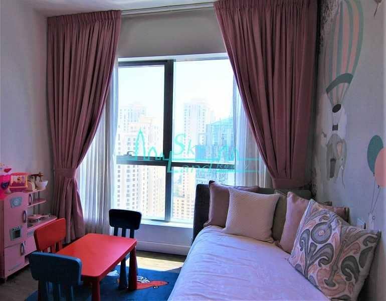 13 Luxury Penthouse |Sea & Marina Views |Vacant