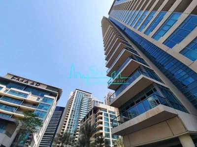 فلیٹ 1 غرفة نوم للبيع في دبي مارينا، دبي - Al Majara - Spacious Bright 1BR with Partial Marina View