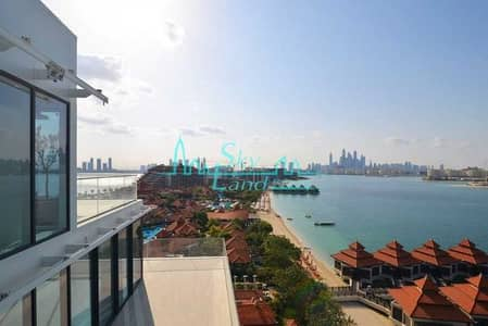 4 Bedroom Flat for Sale in Palm Jumeirah, Dubai - Modern Living Serenia 4-BR Gorgeous Palm View Place to live