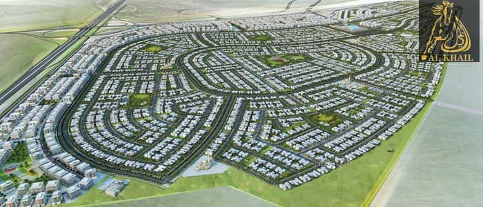 ارض سكنية  للبيع في جبل علي، دبي - Upscale Land for sale in Saih Shuaib 1 Prime Location