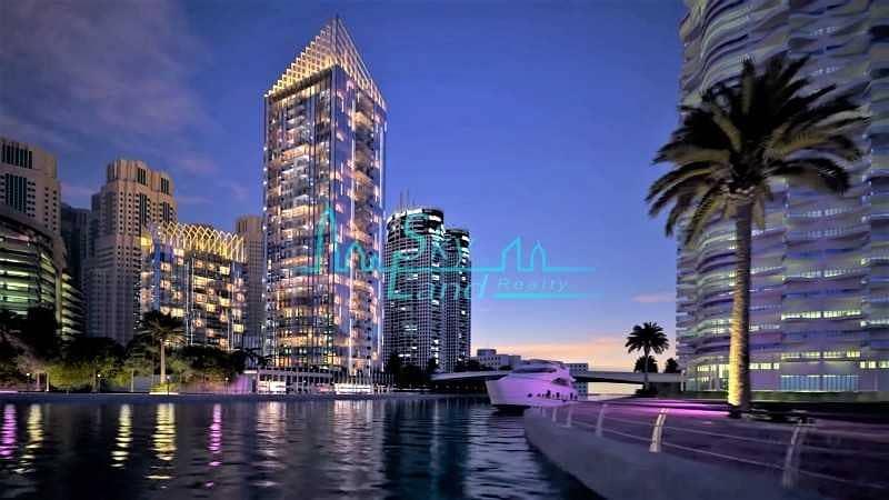 Sparkle Tower 4-BR Penthouse Duplex 29th Floor Marina View