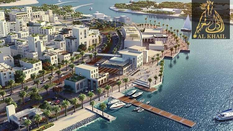 2 Big Layout 3BR Naseem Residences Maryam Island