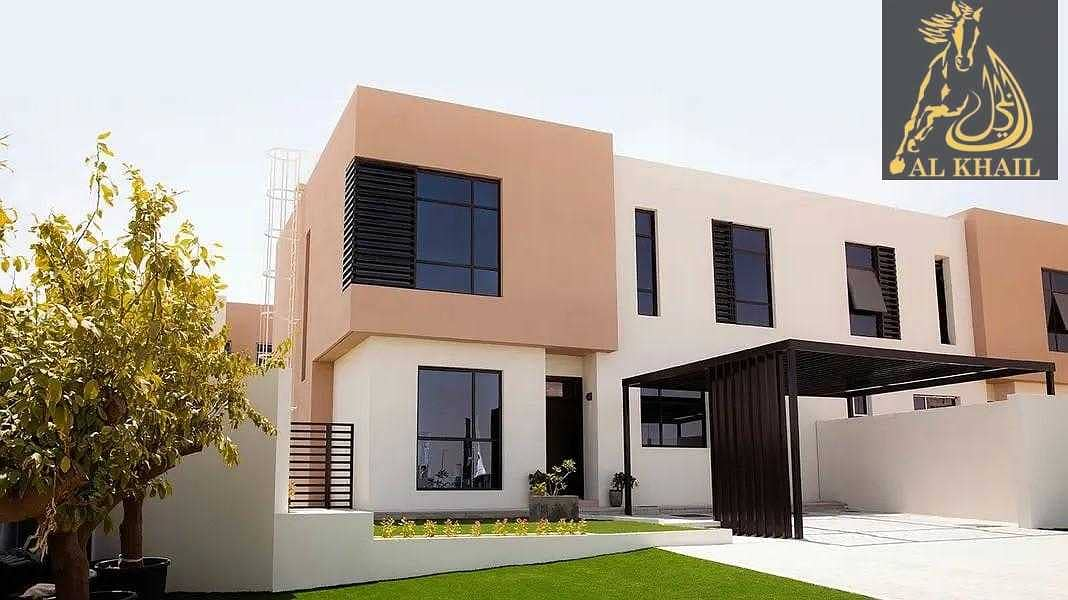 OWN YOUR DREAM TOWN HOUSE 3 BR IN SHARJAH