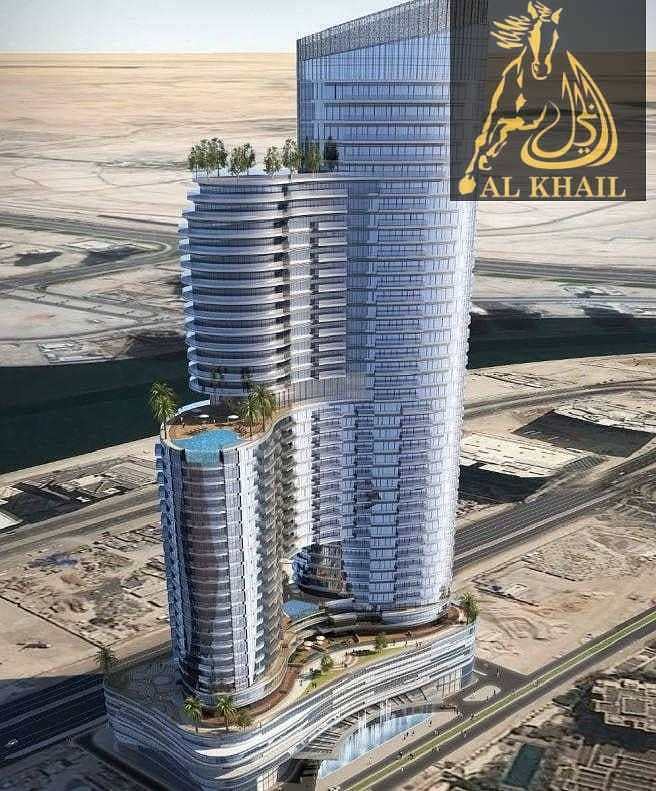 2 Canal View Luxury 1BR in Downtown Dubai 3 Years PHPP