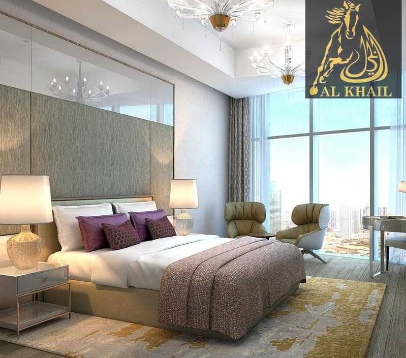 Luxurious 4BR with 3 Yrs Post Handover at Downtown Dubai