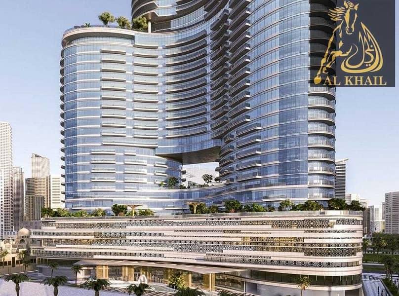 3 Yrs Post-Handover Spacious 2BR+Maid in Downtown Dubai