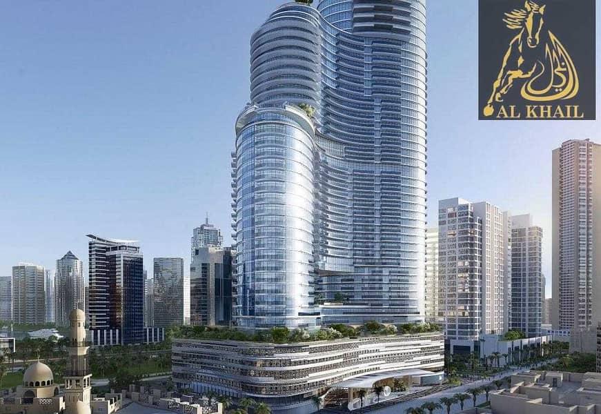 14 3 Yrs Post-Handover Spacious 2BR+Maid in Downtown Dubai