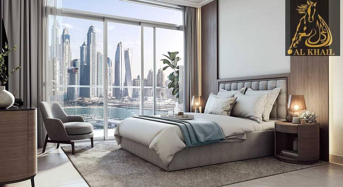 2 Amazing Full Floor Luxury Waterfront in Emaar Beachfront