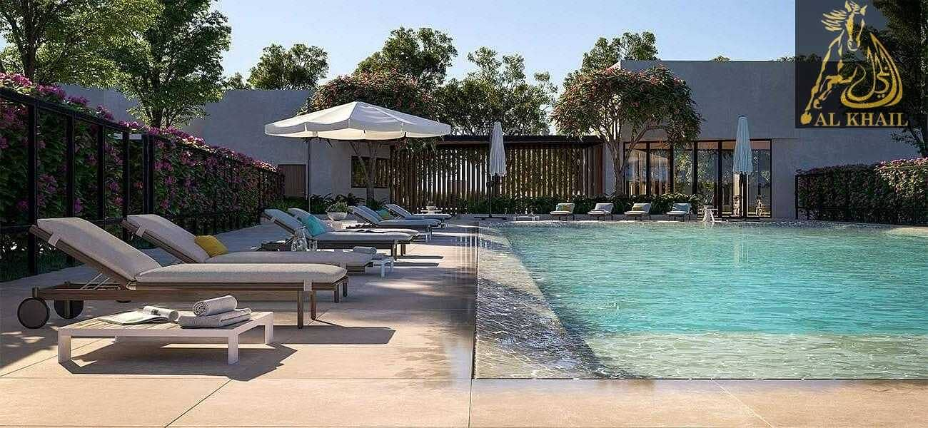 2 Modern Design 5BR Standalone Villa with 5% Booking in Yas Island