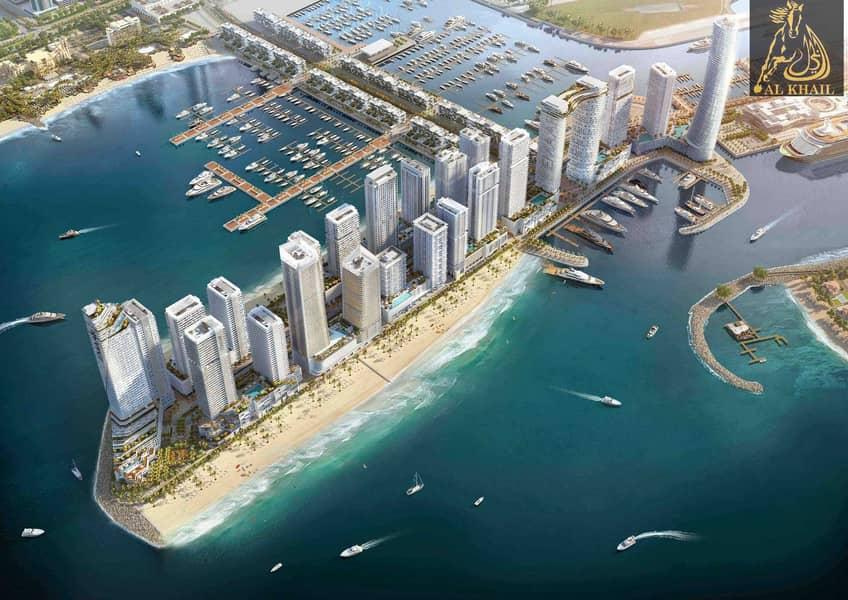 15 Amazing Full Floor Luxury Waterfront in Emaar Beachfront
