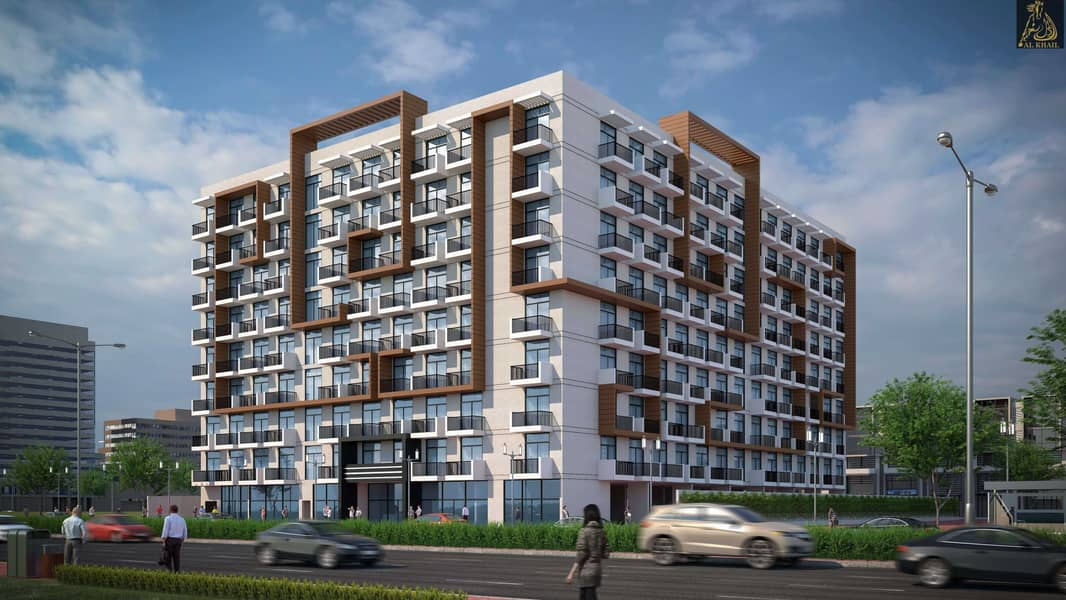26 Offer 5 Years Post Handover Affordable 1BR in Arjan