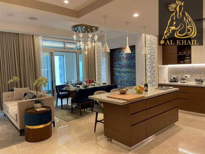 Own The Luxury Apartment Full Burj Khalifa View Unique Project