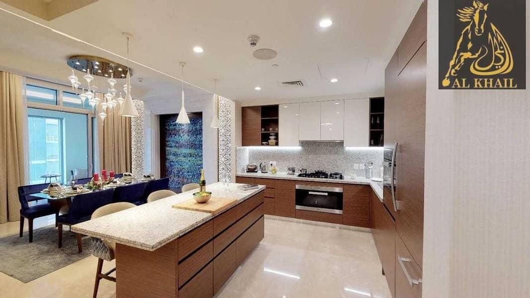 2 Own The Luxury Apartment Full Burj Khalifa View Unique Project