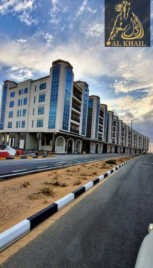 Mixed Land In Tilal City Of Sharjah Zero Service Charge