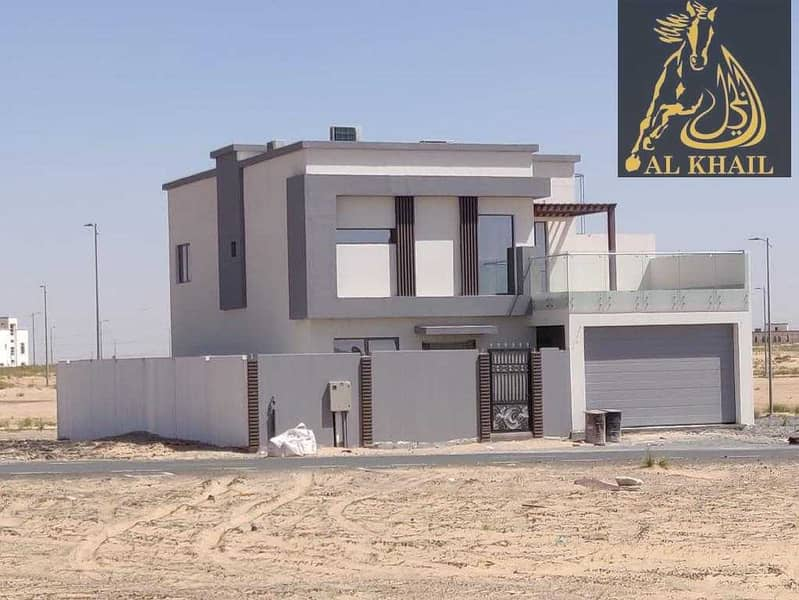 2 WONDERFUL Lands With Permit Villas Directly On Emirates Road
