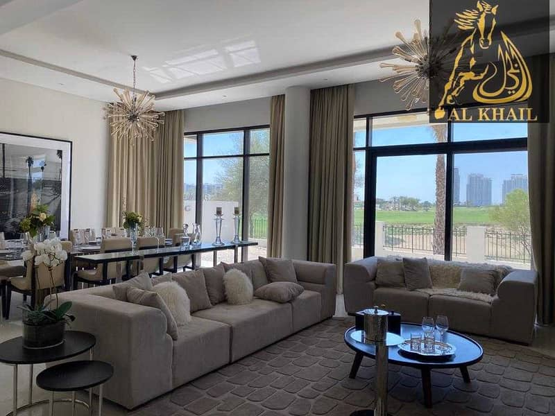2 Brand New Huge Mansion Fully Furnished Golf Course Views