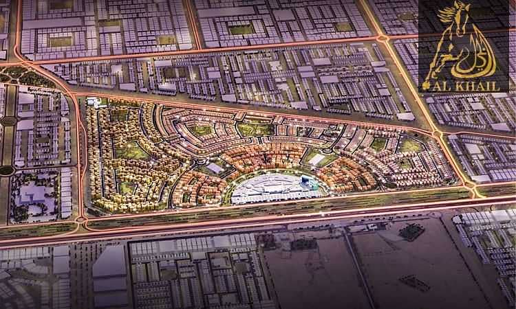 Lands For Sale In A Prime Location On Emirates Road