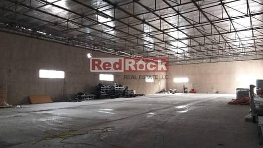 مستودع  للايجار في رأس الخور، دبي - Pillar Free 8500 Sqft Warehouse In Ras Al Khor