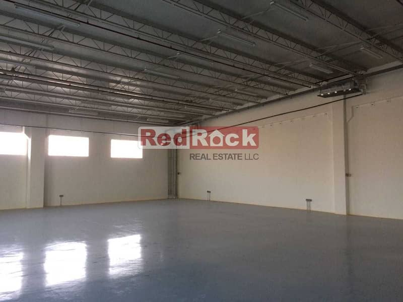 13 Fully Air Conditioned 6170 Sqft Warehouse in Nad Al Hamar