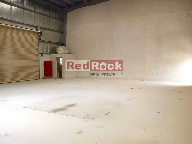 We Mean It Aed 46K/Yr 30 Days Free for 2324 Sqft Warehouse in Jebel Ali