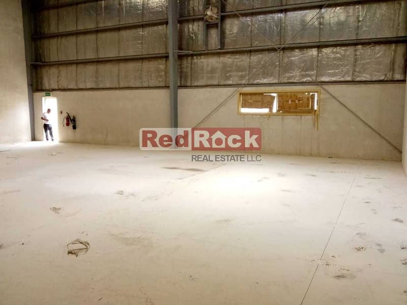 2 We Mean It Aed 46K/Yr 30 Days Free for 2324 Sqft Warehouse in Jebel Ali