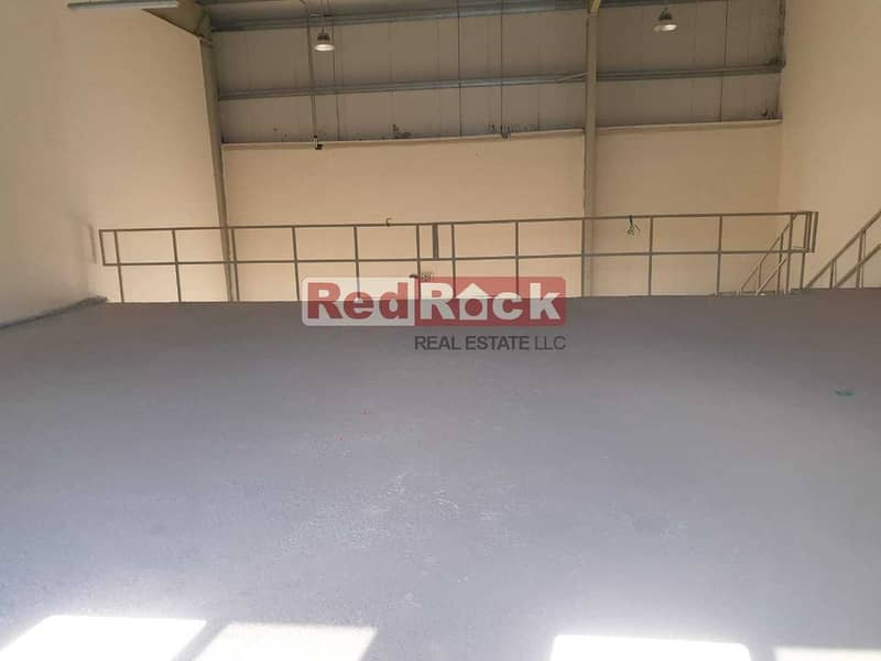 Road facing New Warehouse in Al Quoz only @AED 26/Sqf