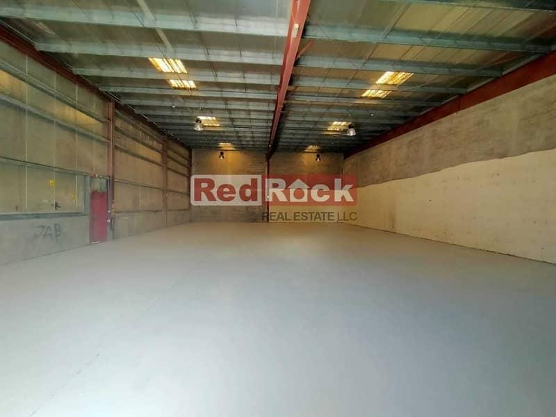 2 Commercial Warehouse of 4200 Sqft @ 18/Sqft in DIP