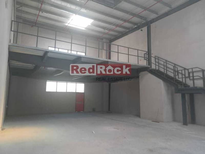 2 Branded  Warehouse  in Al Quoz  with 30 Kw Power