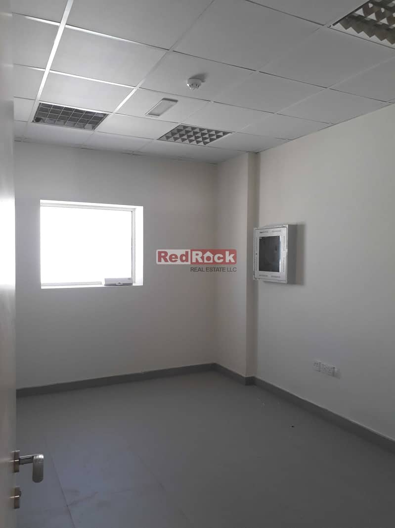 12 9795 Sqft Warehouse with 80 KW Power and Office in Jebel Ali