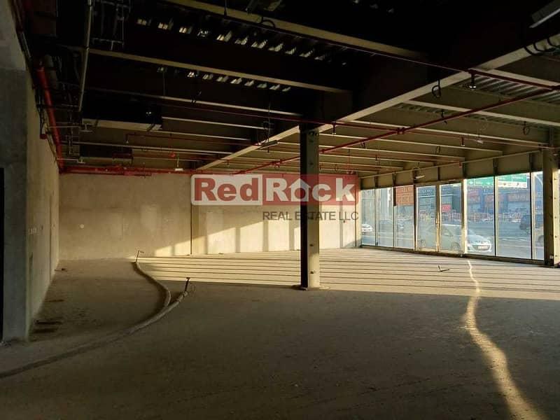 Rare Property 3397 Sqft Showroom  in Al Quoz