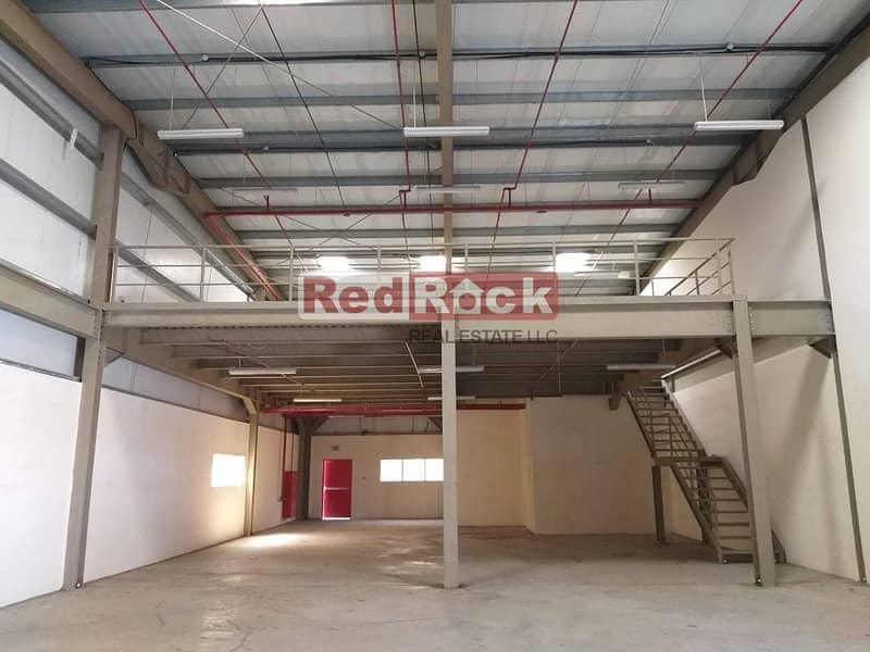 Warehouse Of 5200Sqft With Sandwich Panel in Umm Ramool