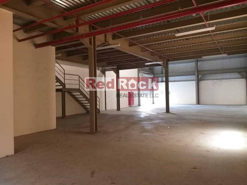 2 Warehouse Of 5200Sqft With Sandwich Panel in Umm Ramool